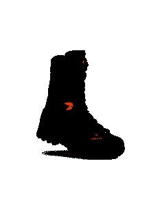Crispi Ranger GTX - Svart