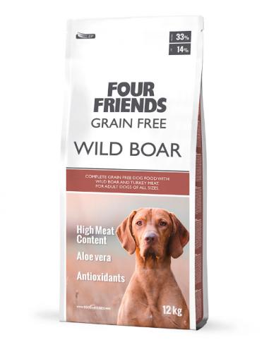 FourFriends Wild Boar 17kg -...