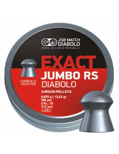 JSB Exact Jumbo RS, 5,52mm,...