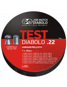JSB Exact, Testpack 5,51,...
