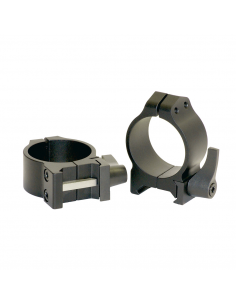 Warne QD 30mm Ringar -...