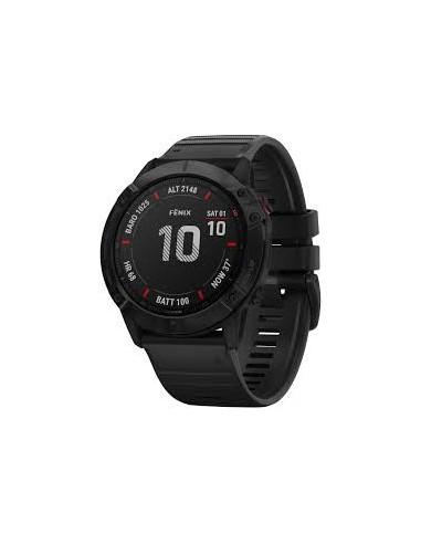 Garmin fēnix 6X Pro GPS Klocka - Svart