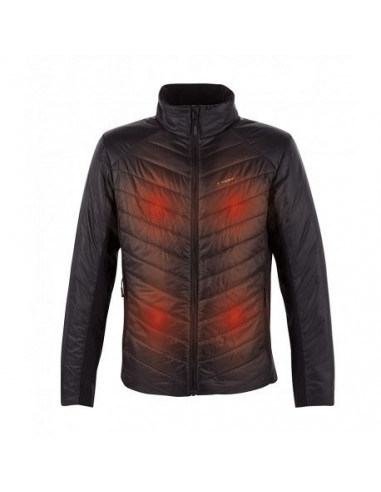 Therm-Ic power Jkt Speed Men, Black