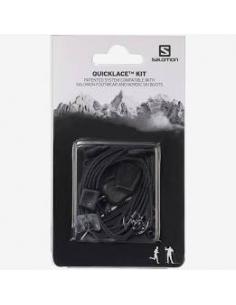 Salomon Quicklace Kit - Svart