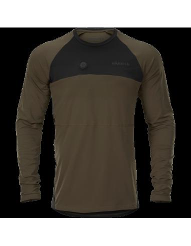 Härkila Heat L/S t-shirt  - Willow...
