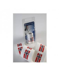 Frost Tape - Norge Flagga