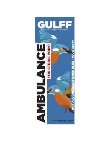 Gulff Ambulance Kingsfisher Blue 15ml