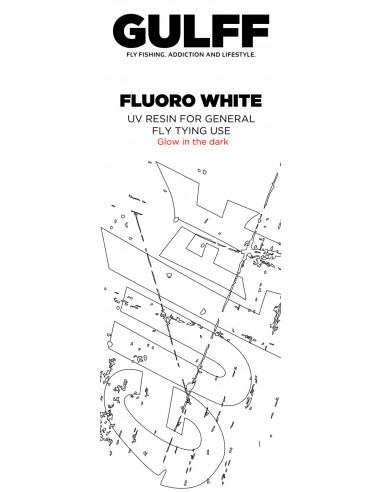 Gulff Fluorescent  White 15ml