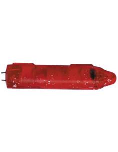 Dubbel Diod Blink 300m Röd