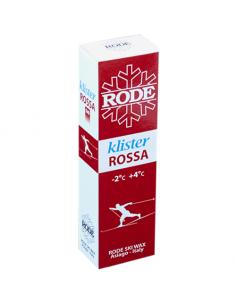 Rode Klister Rossa +4C°.. -2C°