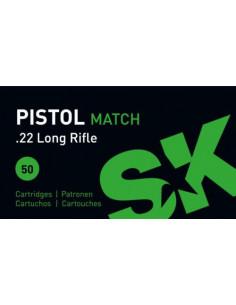 SK Pistol Match 22LR 2,6g...
