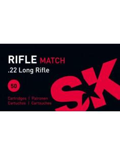 SK Rifle Match 22LR 2,6g...