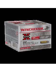 Winchester FMJ .22WM...