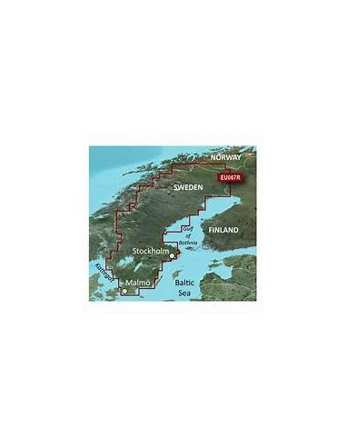 Garmin Sweden Inland Water -...