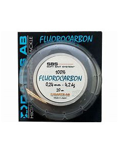 Darts Fluorocarbon 20 meter
