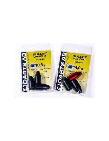 Darts Bullet/Brass