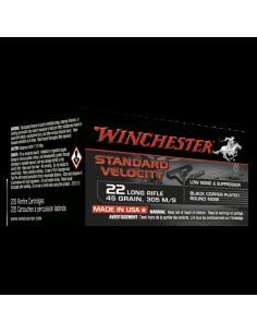 Winchester Std.Velocity...
