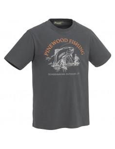 Pinewood Fish T-shirt -...
