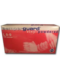 SemperGuard Latex Handskar...