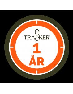 Tracker Licens 1år