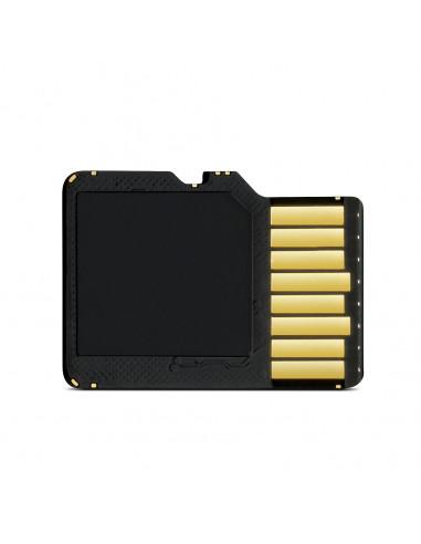 8 GB MICROSDT CLASS 4 CARD WITH SD...