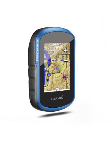Garmin ETREX® Touch 25 - Västra Europa
